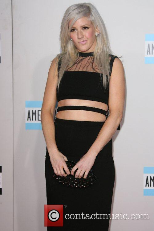 Ellie Goulding and American Music Awards 11