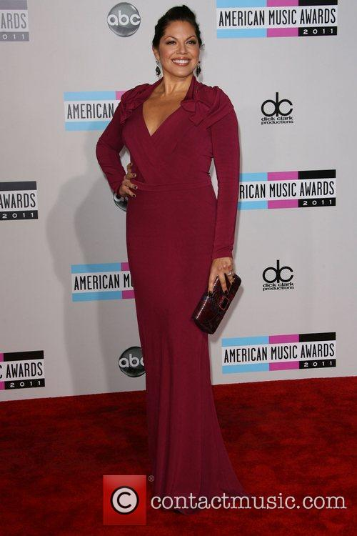 Sara Ramirez and American Music Awards 4