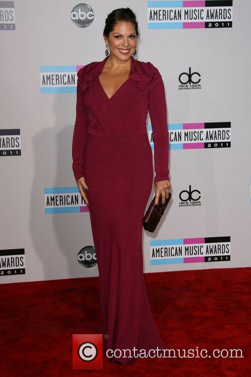 Sara Ramirez and American Music Awards 3