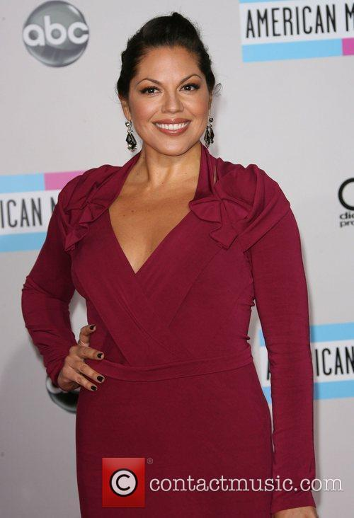 Sara Ramirez and American Music Awards 1