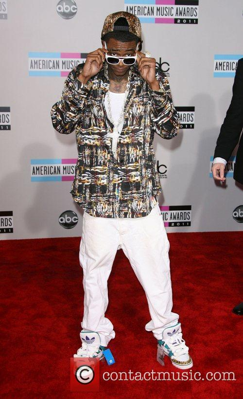 Soulja Boy and American Music Awards 3