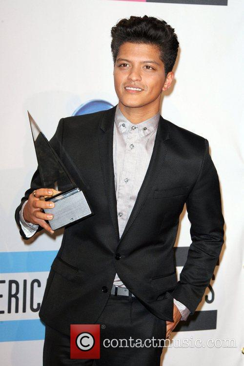 Bruno Mars and American Music Awards 2
