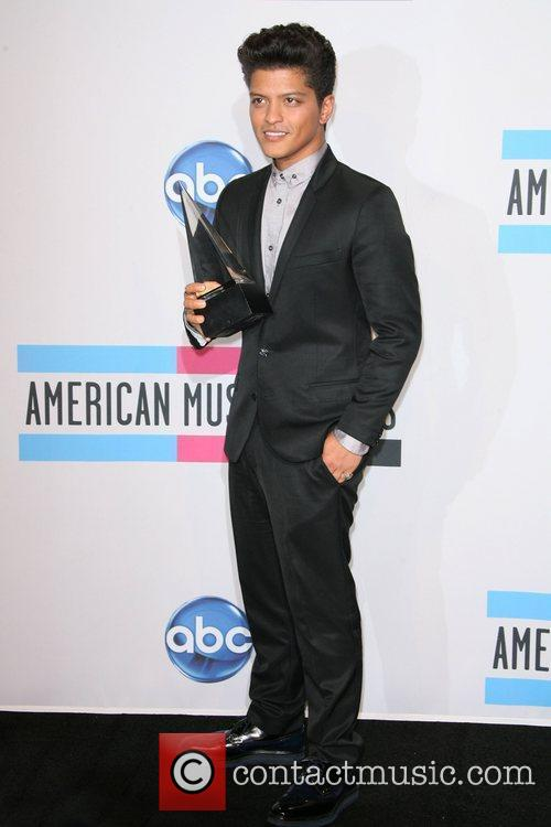 Bruno Mars and American Music Awards 1