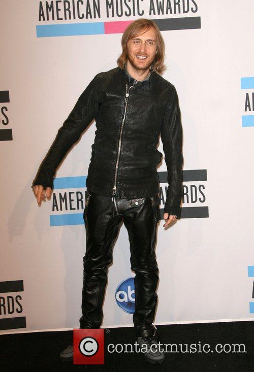 David Guetta, Lady Antebellum and American Music Awards