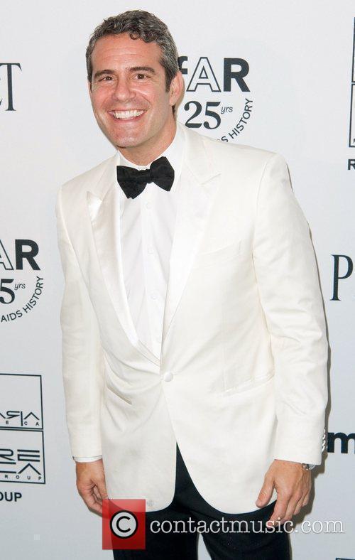 Andy Cohen 2nd Annual amfAR Inspiration Gala at...