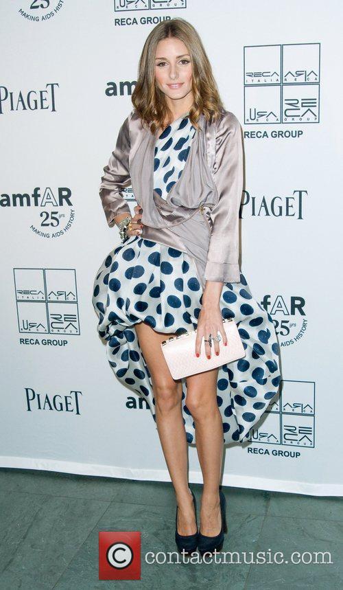 Olivia Palermo 2nd Annual amfAR Inspiration Gala at...