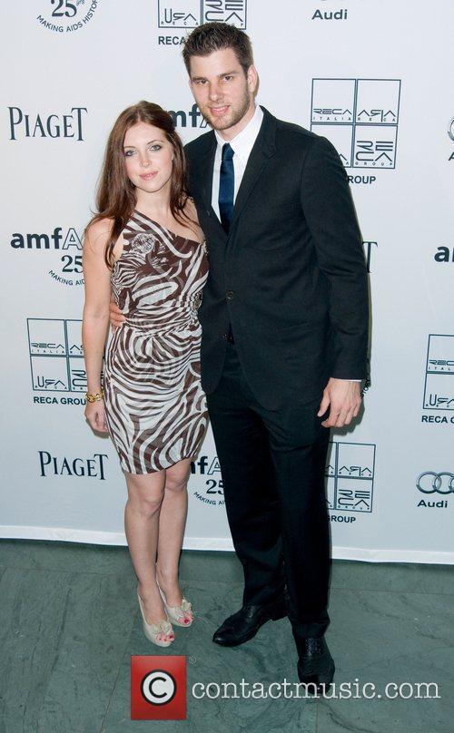 Rachel Kun and Tim Morehouse 2nd Annual amfAR...