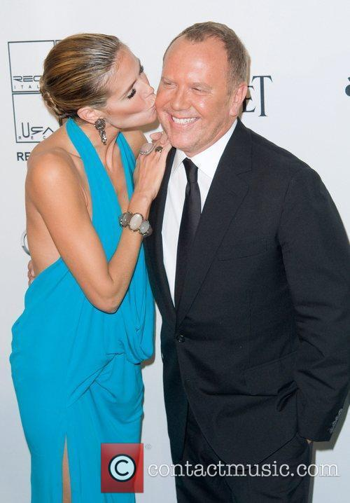 Heidi Klum and Michael Kors 11
