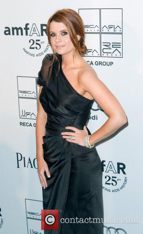 JoAnna Swisher  2nd Annual amfAR Inspiration Gala...