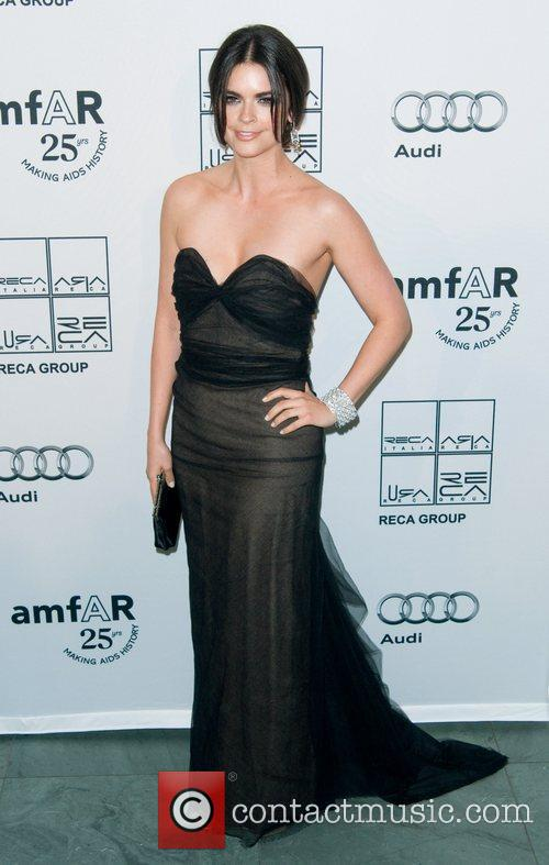 Katie Lee 2nd Annual amfAR Inspiration Gala at...
