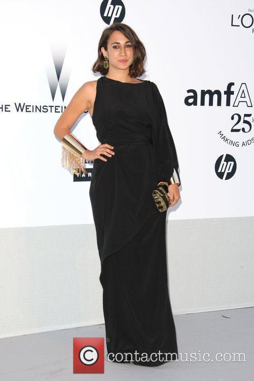 Delfina Delettrez Fendi 2011 Cannes International Film Festival...
