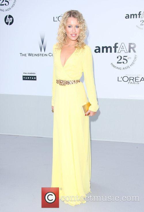Kseniya Sobchak 2011 Cannes International Film Festival -...