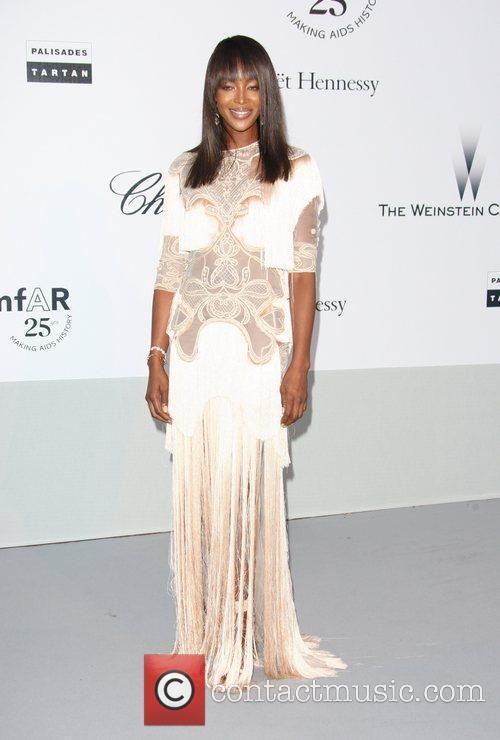 Naomi Campbell 2011 Cannes International Film Festival -...