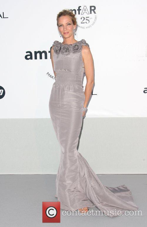 Uma Thurman 2011 Cannes International Film Festival -...