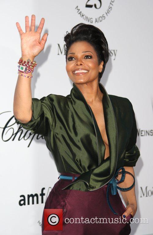 Janet Jackson, Anfar Gala