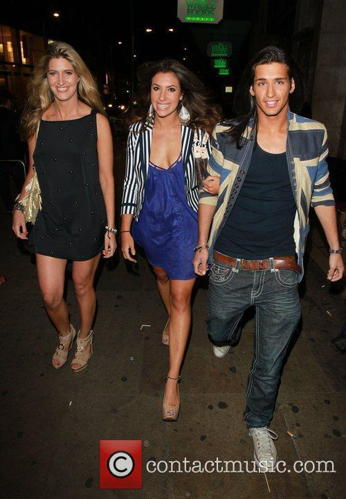 From the reality show 'Made In Chelsea' at...