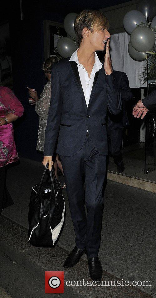 The Only Way is Essex star Harry Derbidge...