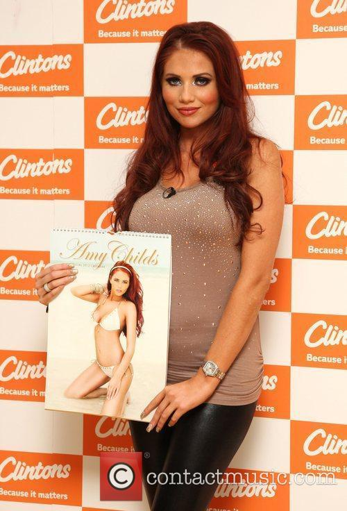 Amy Childs and Bluewater 4