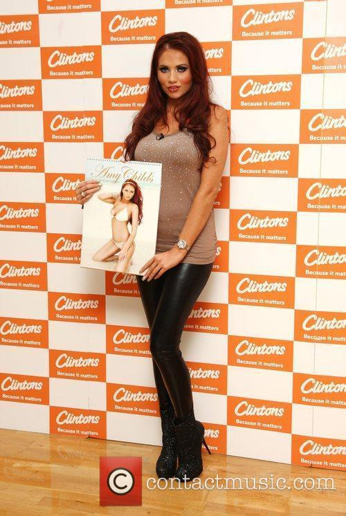 Amy Childs and Bluewater 6
