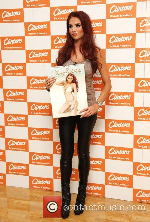 Amy Childs and Bluewater 2