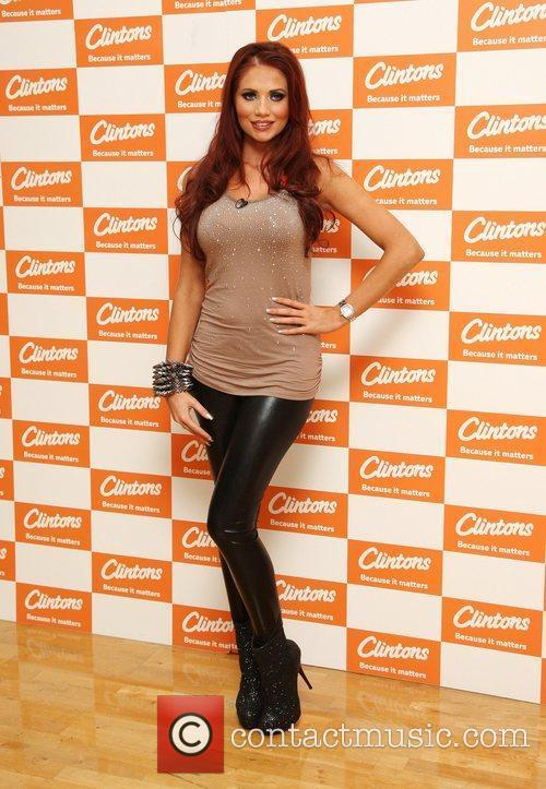 Amy Childs and Bluewater 10