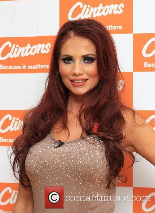 Amy Childs and Bluewater 3