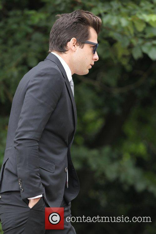 The funeral of Amy Winehouse held at Edgwarebury...