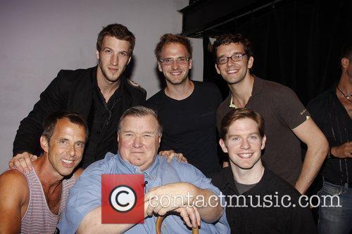 John Arthur Greene, Ryan Spahn, Michael Urie, Joshua...
