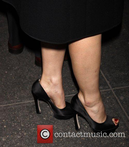 Broadway opening night of 'An Evening With Patti...