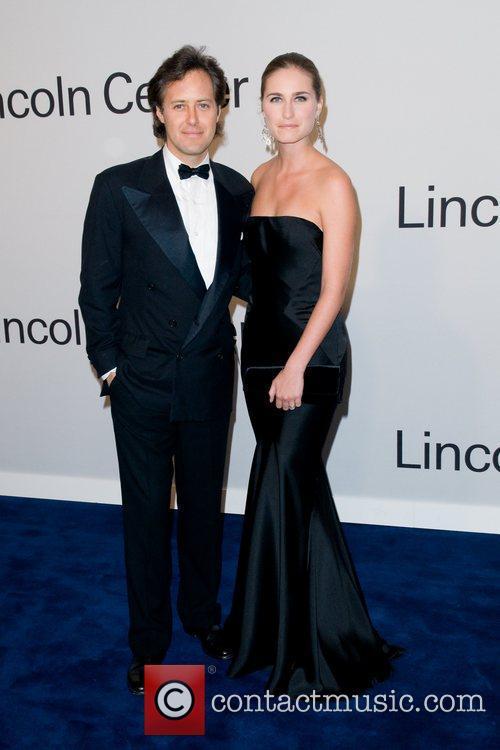 David Lauren and Lauren Bush 2
