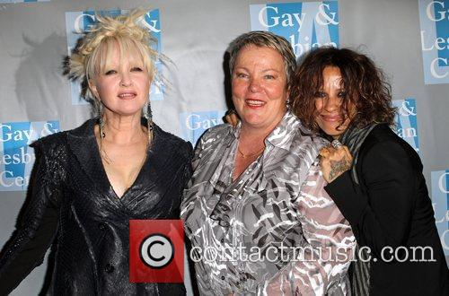 Cyndi Lauper and Linda Perry 3