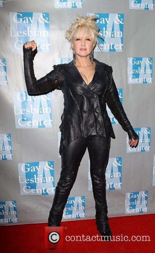 Cyndi Lauper 'An Evening With Women' 2011 to...