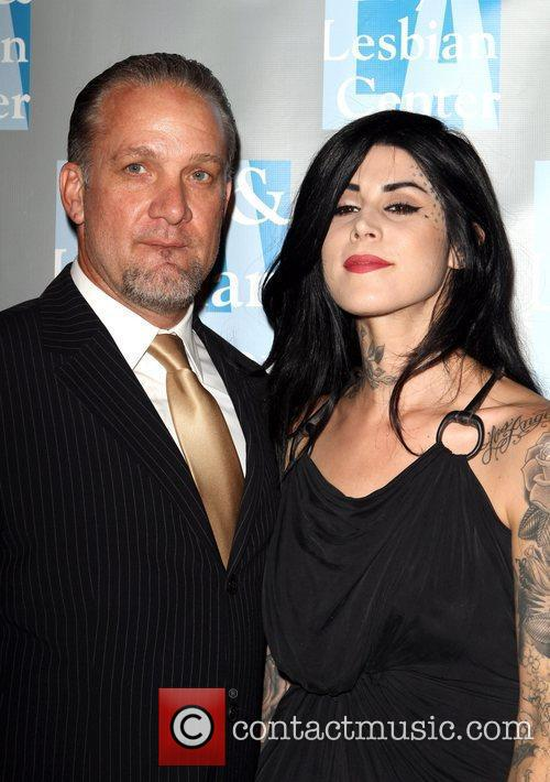 Jesse James and Kat Von D 6