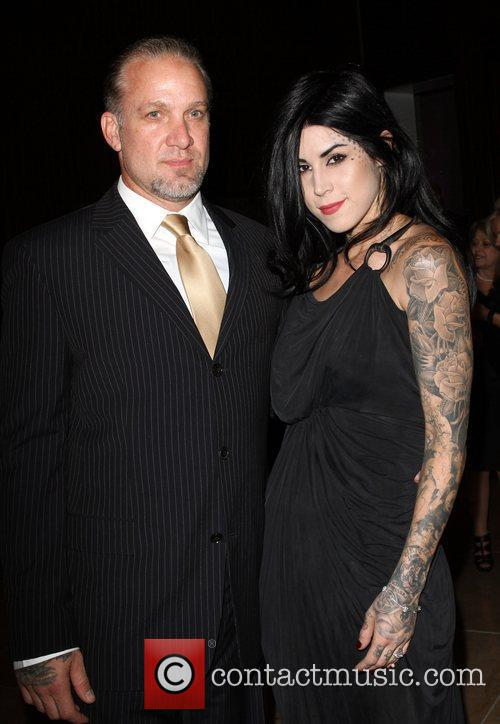 Jesse James and Kat Von D 8