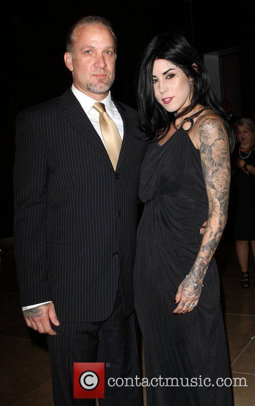 Jesse James and Kat Von D 14