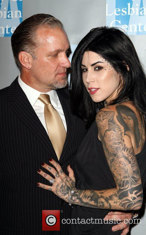 Jesse James and Kat Von D 10