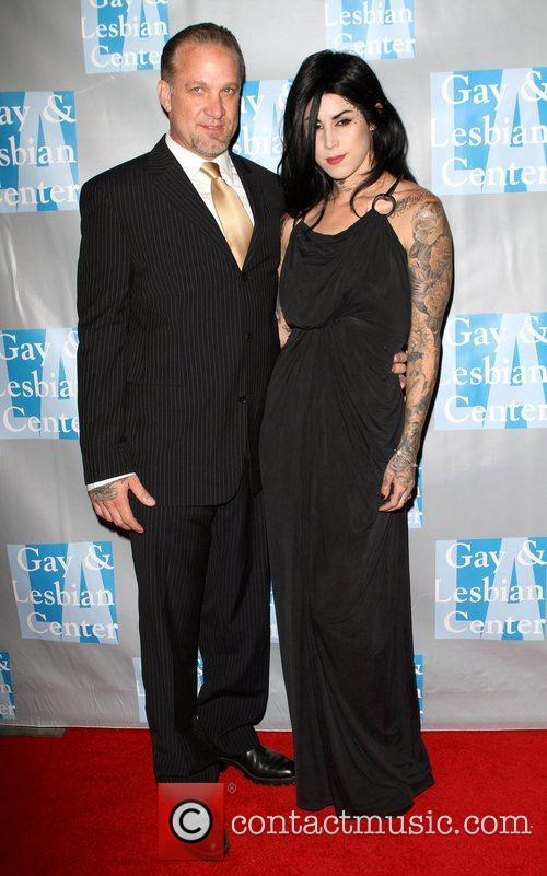 Jesse James and Kat Von D 2
