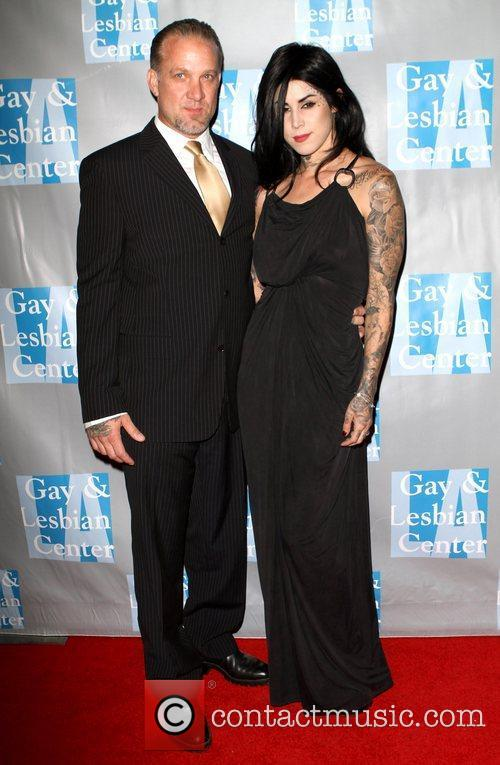 Jesse James and Kat Von D 9
