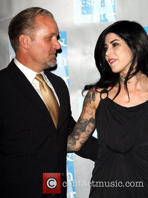 Jesse James and Kat Von D 3