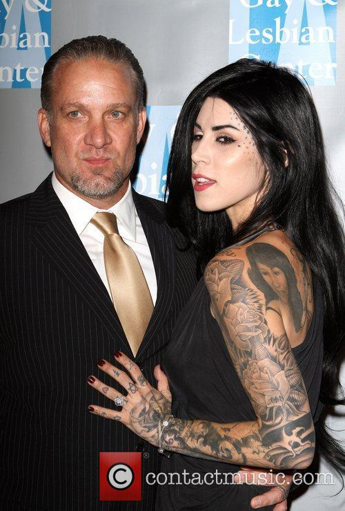 Jesse James and Kat Von D 5