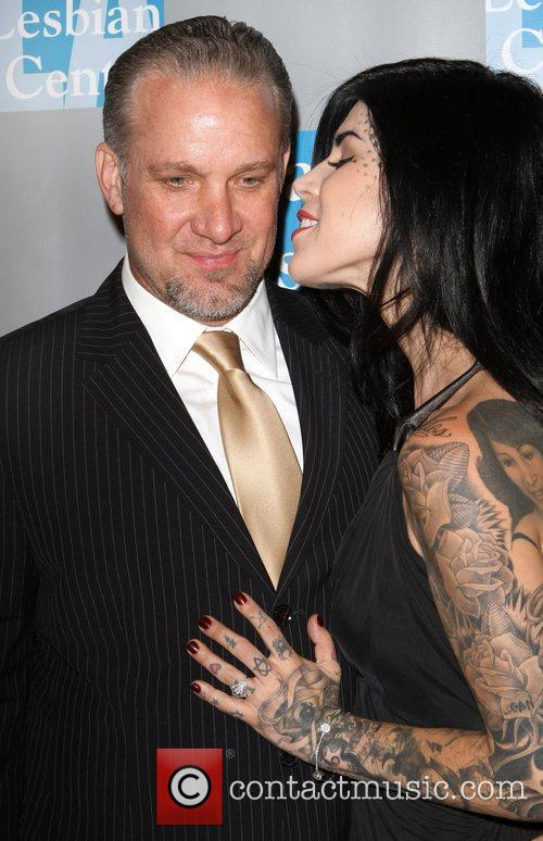 Jesse James and Kat Von D 11