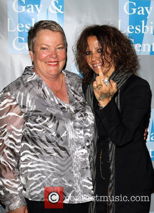 Lorri L. Jean and Linda Perry 'An Evening...