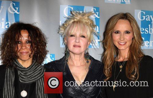 Linda Perry, Chely Wright and Cyndi Lauper 1
