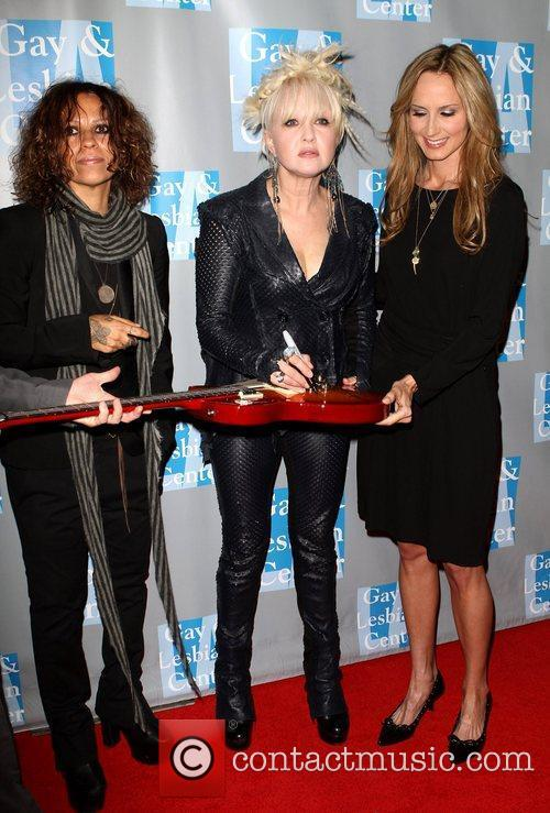 Linda Perry, Chely Wright and Cyndi Lauper 6