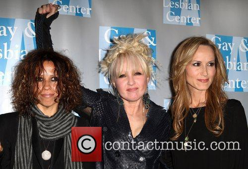 Linda Perry, Chely Wright and Cyndi Lauper 11