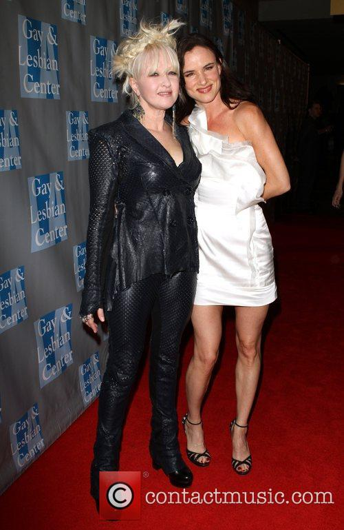 Cyndi Lauper and Juliette Lewis 'An Evening With...