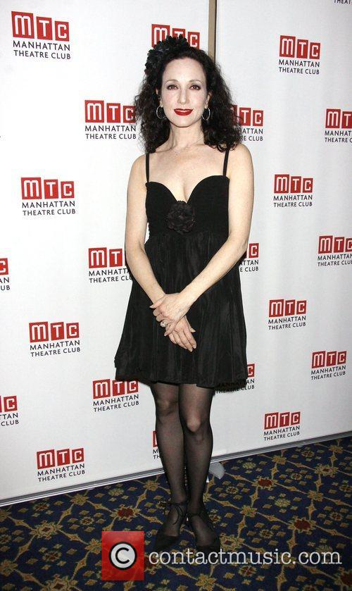 Bebe Neuwirth during the pre-show photo call for...