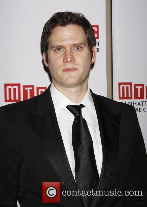 Steven Pasquale  during the pre-show photo call...