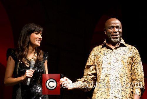 Ana Moura and Ray Lema Ana Moura performs...