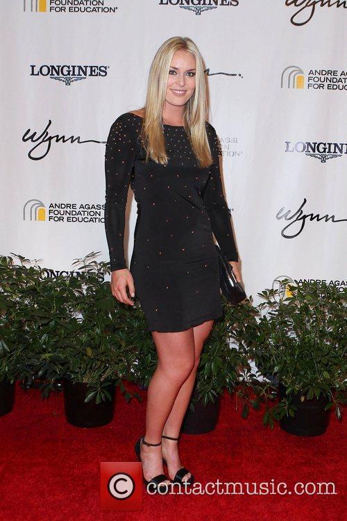 Lindsey Vonn Andre Agassi Grand Slam For Children...